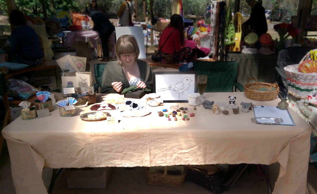 Little Grassbird at CSSK Spring Fair 2015