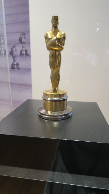 Oscar for Roman Holiday Edith Head