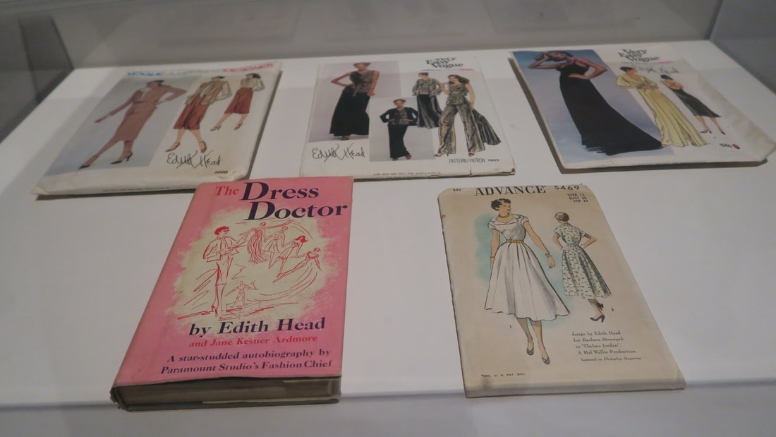 Edith Head patterns and The Dress Doctor