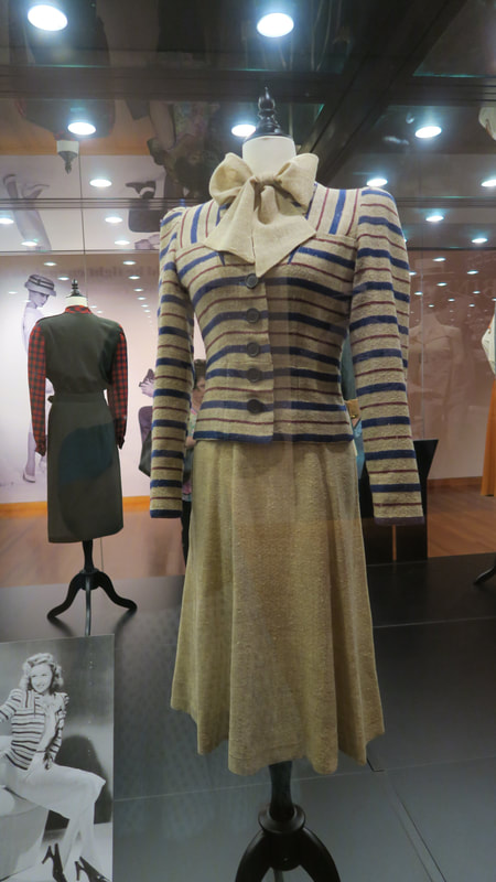Suit for Susan Hayward by Edith Head