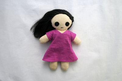 Custom doll from Mulan by Little Grassbird
